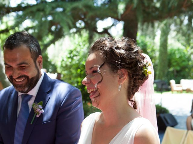 La boda de Yeray y Mar en Guadarrama, Madrid 37