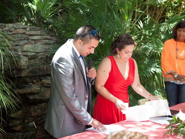 La boda de Yeray y Mar en Guadarrama, Madrid 39