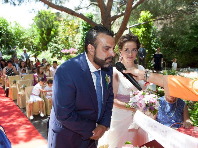 La boda de Yeray y Mar en Guadarrama, Madrid 43