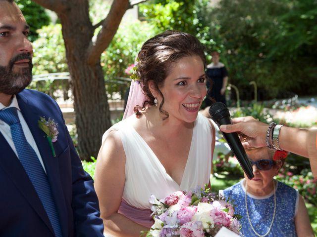 La boda de Yeray y Mar en Guadarrama, Madrid 44