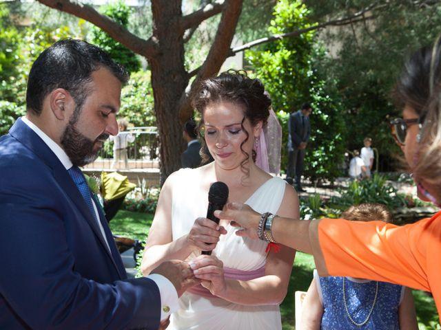 La boda de Yeray y Mar en Guadarrama, Madrid 46
