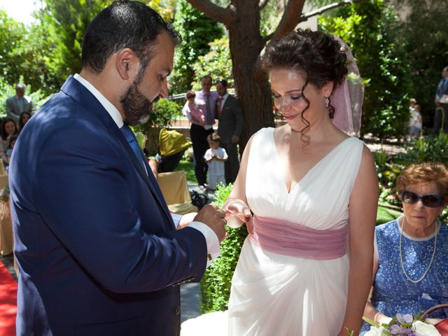 La boda de Yeray y Mar en Guadarrama, Madrid 47