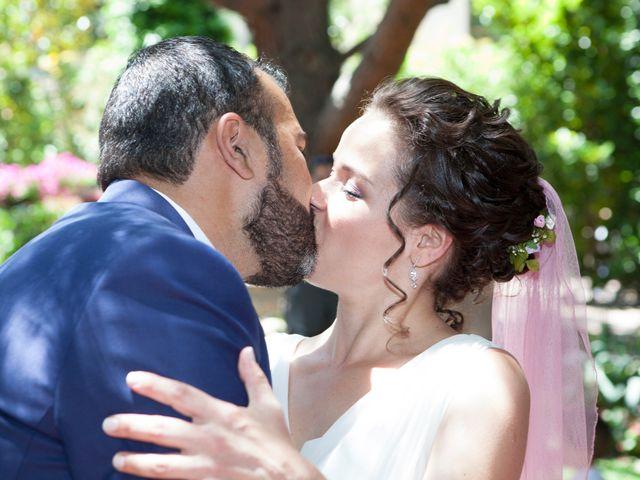 La boda de Yeray y Mar en Guadarrama, Madrid 48