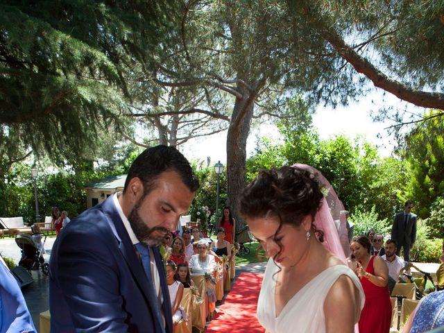 La boda de Yeray y Mar en Guadarrama, Madrid 49