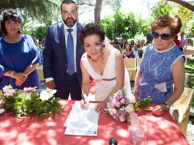 La boda de Yeray y Mar en Guadarrama, Madrid 50