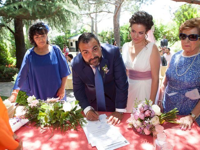 La boda de Yeray y Mar en Guadarrama, Madrid 51