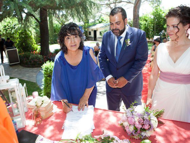 La boda de Yeray y Mar en Guadarrama, Madrid 53