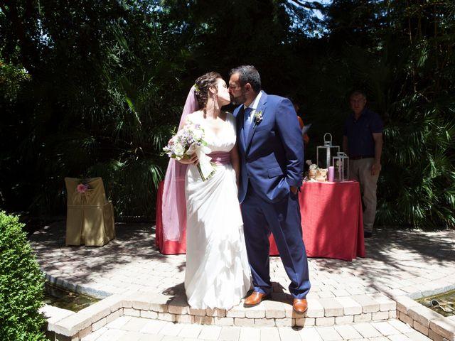 La boda de Yeray y Mar en Guadarrama, Madrid 54