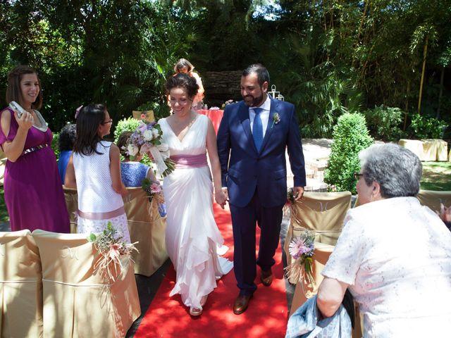 La boda de Yeray y Mar en Guadarrama, Madrid 55