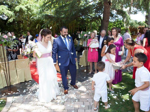 La boda de Yeray y Mar en Guadarrama, Madrid 56