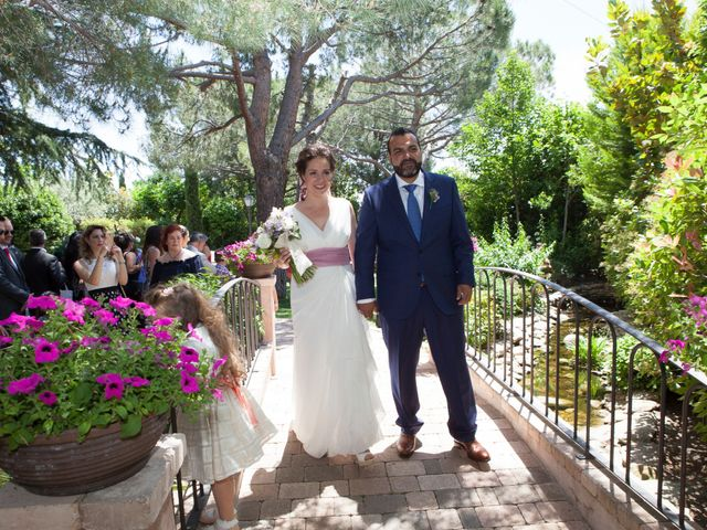 La boda de Yeray y Mar en Guadarrama, Madrid 57