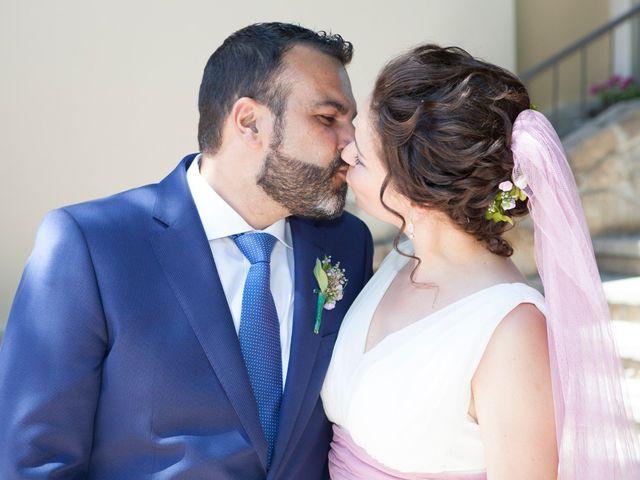 La boda de Yeray y Mar en Guadarrama, Madrid 59
