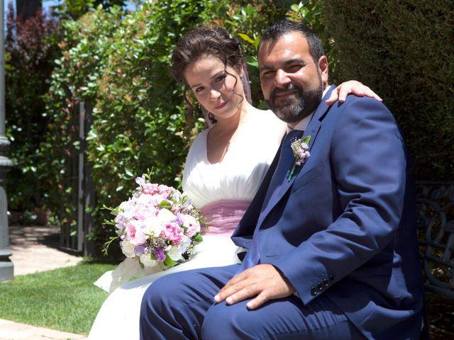 La boda de Yeray y Mar en Guadarrama, Madrid 60