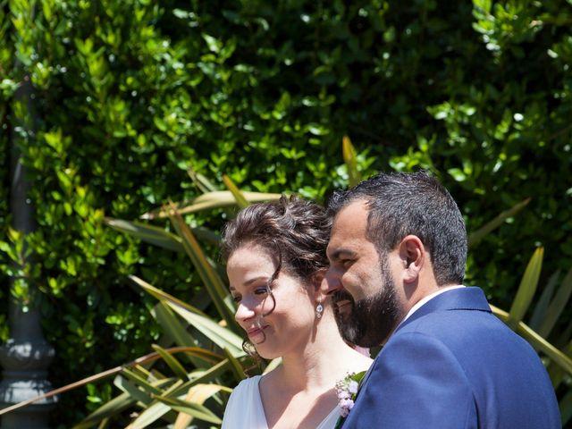 La boda de Yeray y Mar en Guadarrama, Madrid 62