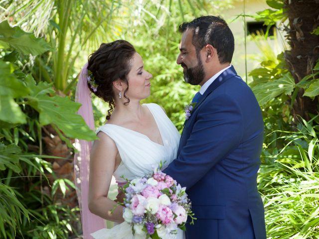 La boda de Yeray y Mar en Guadarrama, Madrid 64