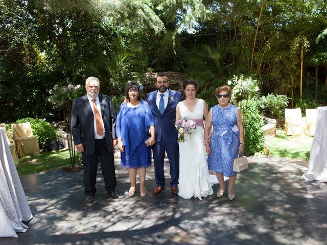La boda de Yeray y Mar en Guadarrama, Madrid 72