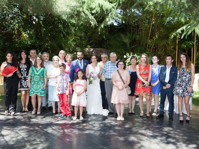 La boda de Yeray y Mar en Guadarrama, Madrid 73