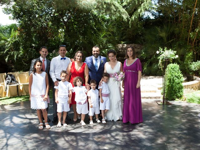 La boda de Yeray y Mar en Guadarrama, Madrid 74