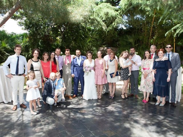 La boda de Yeray y Mar en Guadarrama, Madrid 75