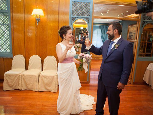 La boda de Yeray y Mar en Guadarrama, Madrid 78