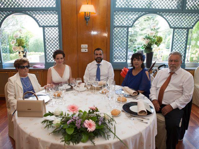 La boda de Yeray y Mar en Guadarrama, Madrid 79
