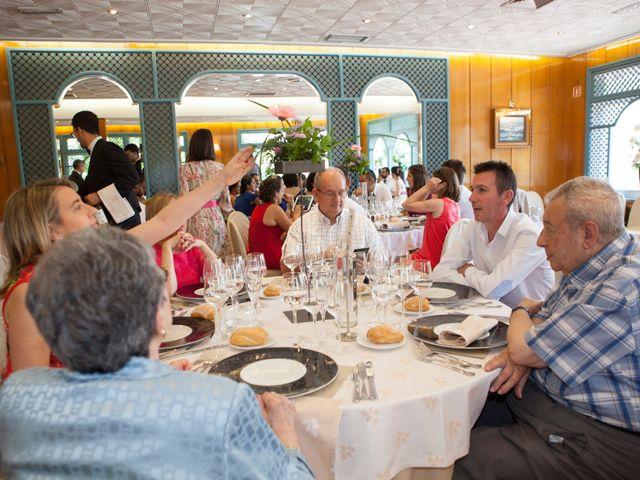 La boda de Yeray y Mar en Guadarrama, Madrid 81