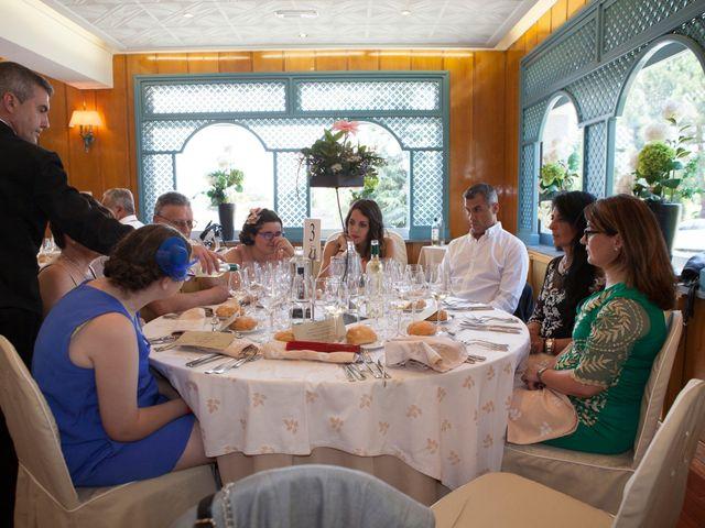 La boda de Yeray y Mar en Guadarrama, Madrid 82