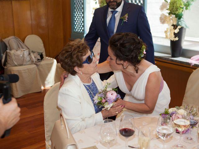 La boda de Yeray y Mar en Guadarrama, Madrid 85
