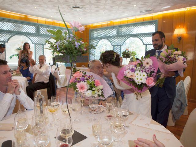 La boda de Yeray y Mar en Guadarrama, Madrid 87