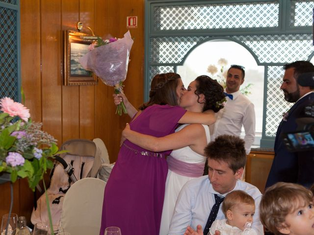 La boda de Yeray y Mar en Guadarrama, Madrid 89