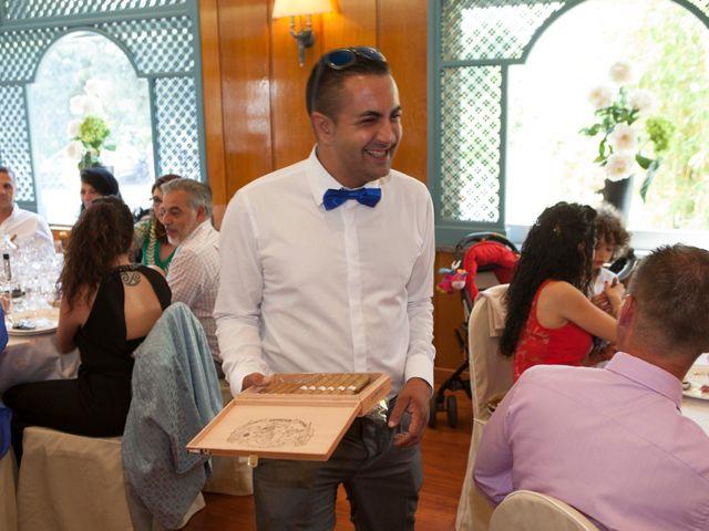 La boda de Yeray y Mar en Guadarrama, Madrid 100