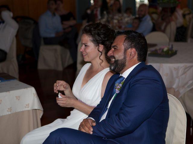 La boda de Yeray y Mar en Guadarrama, Madrid 101