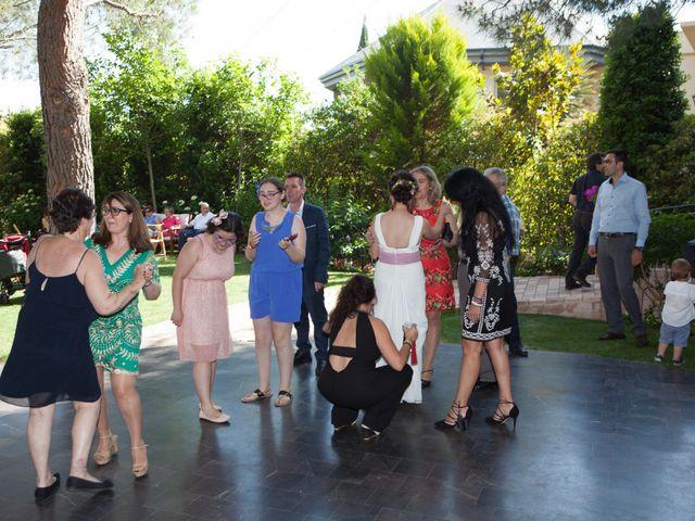 La boda de Yeray y Mar en Guadarrama, Madrid 108