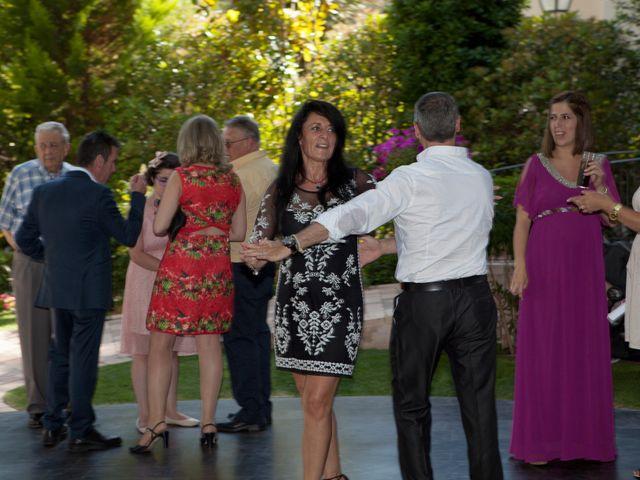 La boda de Yeray y Mar en Guadarrama, Madrid 110