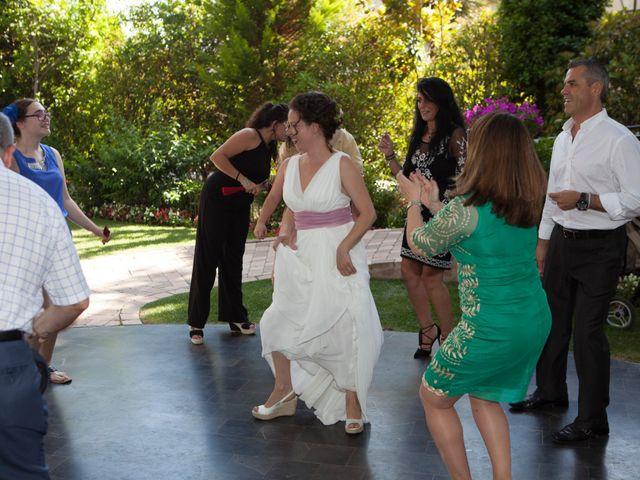 La boda de Yeray y Mar en Guadarrama, Madrid 112