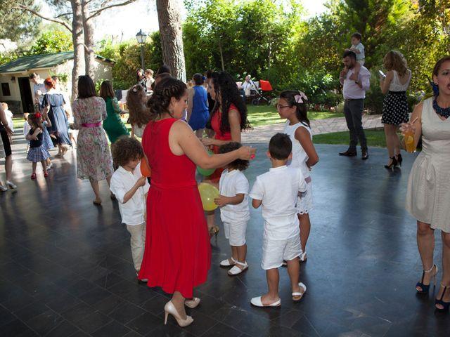 La boda de Yeray y Mar en Guadarrama, Madrid 115