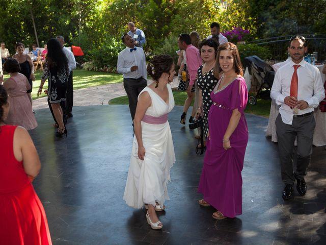 La boda de Yeray y Mar en Guadarrama, Madrid 118
