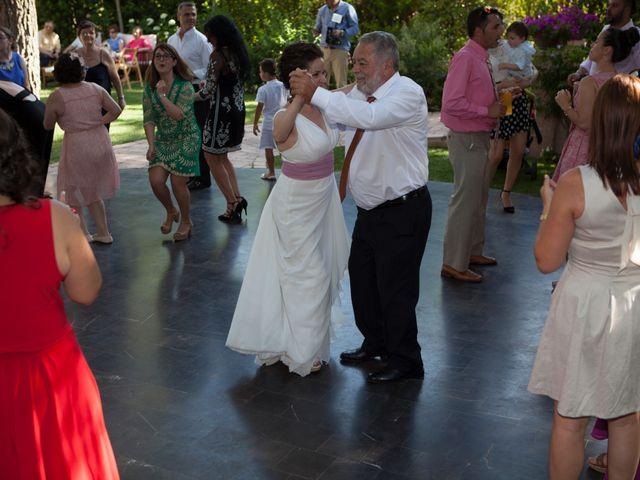La boda de Yeray y Mar en Guadarrama, Madrid 119