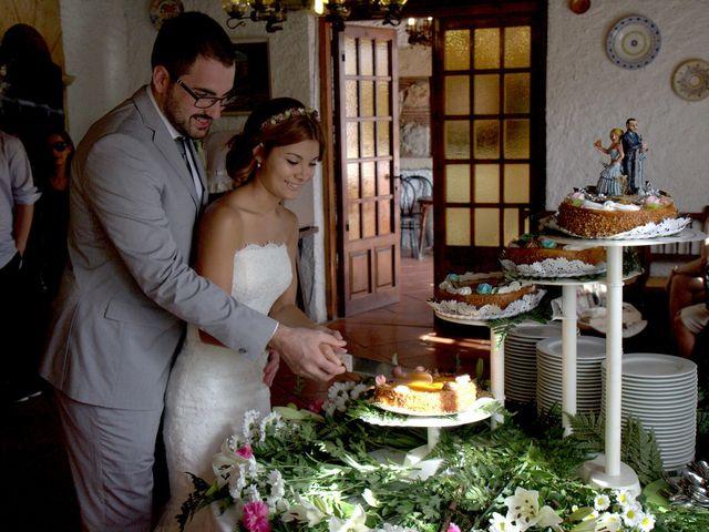 La boda de Éber Lara y Aroa Fernández en Les Planes Del Rei, Tarragona 1