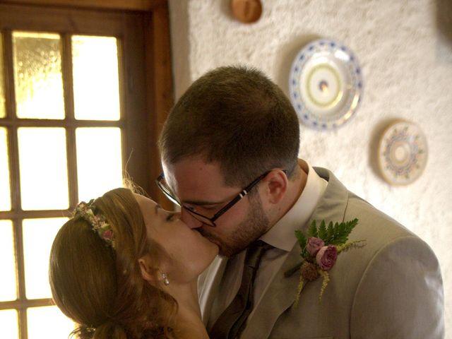La boda de Éber Lara y Aroa Fernández en Les Planes Del Rei, Tarragona 3