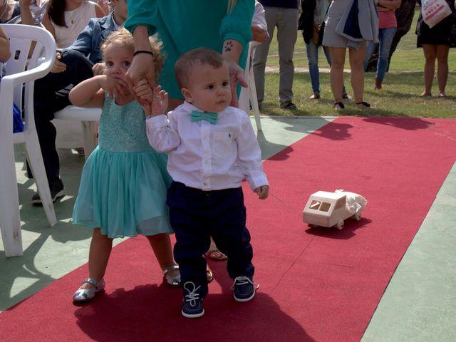 La boda de Éber Lara y Aroa Fernández en Les Planes Del Rei, Tarragona 6