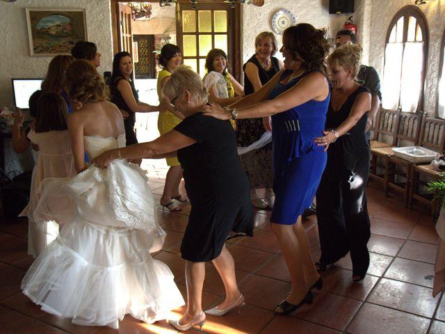 La boda de Éber Lara y Aroa Fernández en Les Planes Del Rei, Tarragona 11