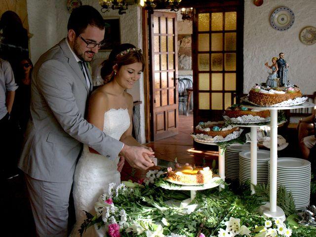 La boda de Éber Lara y Aroa Fernández en Les Planes Del Rei, Tarragona 14