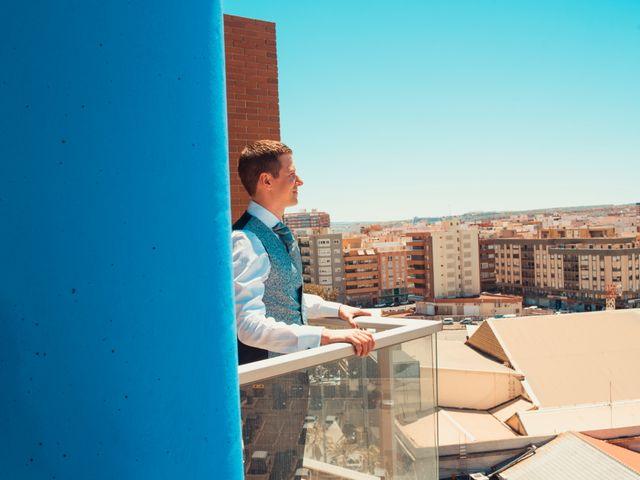 La boda de Zilvinas y Tamara en Beneixama, Alicante 7