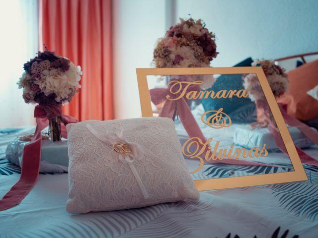 La boda de Zilvinas y Tamara en Beneixama, Alicante 9