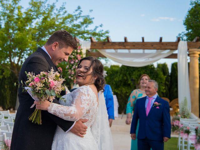 La boda de Itziar y José