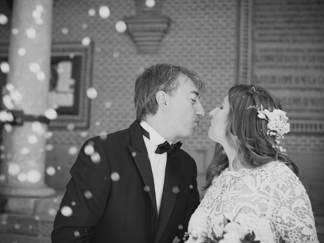 La boda de Giusy y Agus