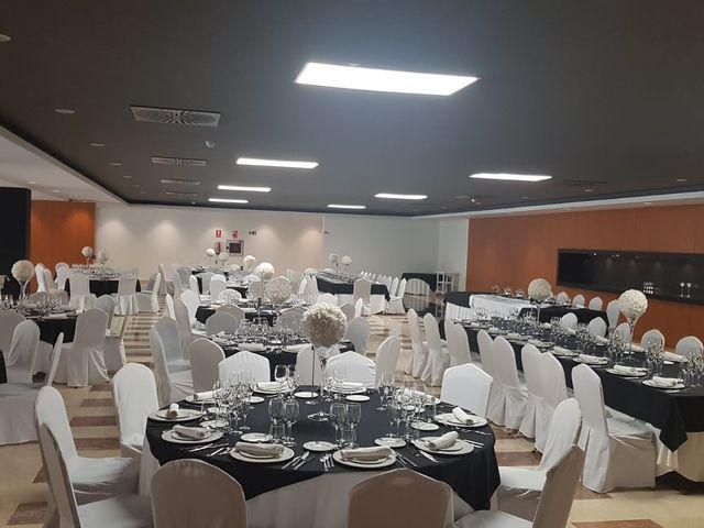 La boda de Francis  y Cristina en Jaén, Jaén 1