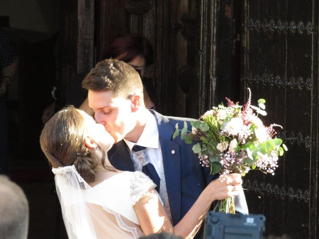 La boda de Kiko y Soraya  en Santa Maria De Los Llanos, Cuenca 1