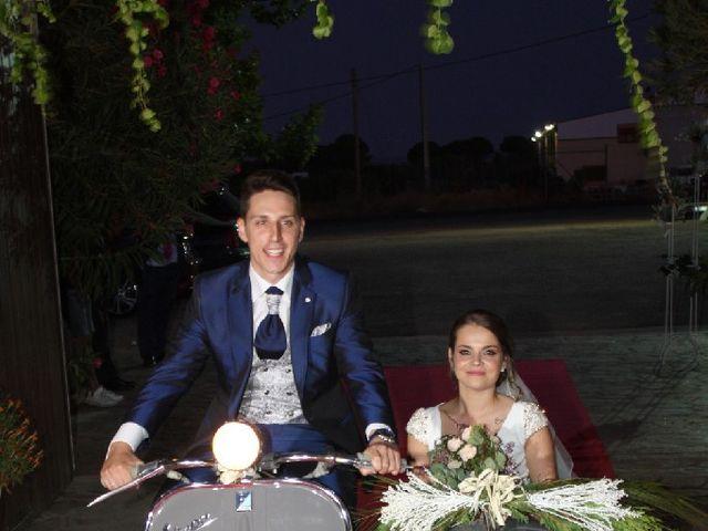La boda de Kiko y Soraya  en Santa Maria De Los Llanos, Cuenca 3
